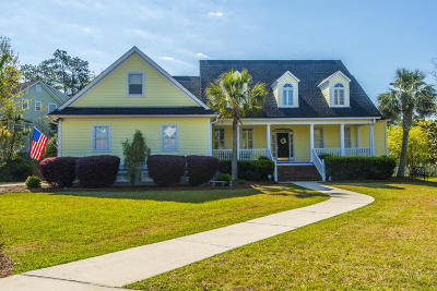 Brickyard Plantation Single Family Home Contingent: 2632 Daniels Pointe Boulevard