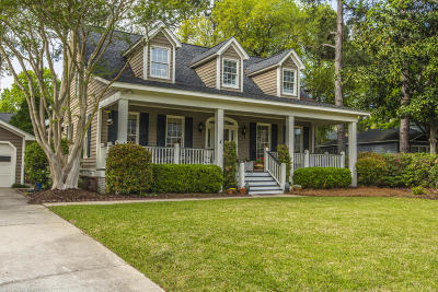 Mount Pleasant Single Family Home Contingent: 662 Palisades Drive