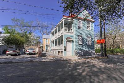 Multi Family Home For Sale: 233 Ashley Avenue #A &