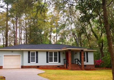 Walterboro Single Family Home For Sale: 260 Hendersonville Highway