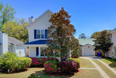 Jamestowne Village Single Family Home For Sale: 1443 Swamp Fox Lane