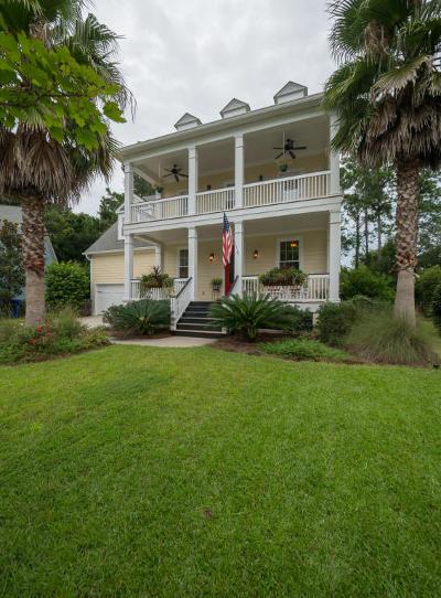 Mount Pleasant Single Family Home For Sale: 3969 Blackmoor Street