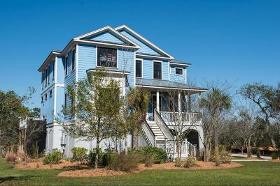 Charleston Single Family Home For Sale: 1212 Winding Creek Court