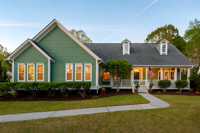 North Charleston Single Family Home For Sale: 8311 Tyrian Path