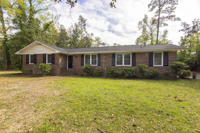 Summerville Single Family Home For Sale: 104 Spring Road