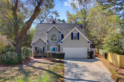 Lawton Harbor Single Family Home Contingent: 1047 Jamsie Cove