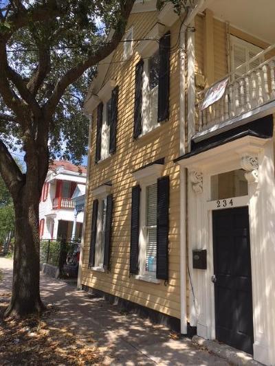 Single Family Home For Sale: 234 Ashley Avenue #A &