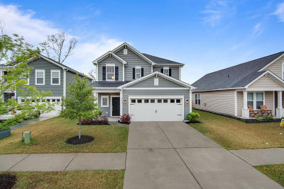 Johns Island Single Family Home Contingent: 3171 Timberline Drive