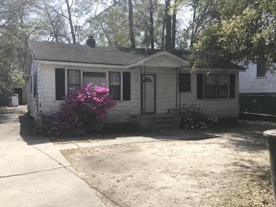 Walterboro Single Family Home For Sale: 316 Colleton Loop