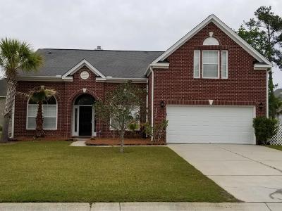Wescott Plantation Single Family Home For Sale: 9367 Harroway Road