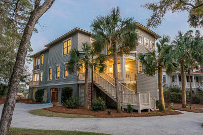 Johns Island Single Family Home For Sale: 2837 Old Drake Drive