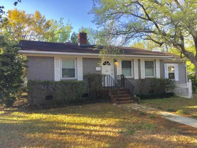 Single Family Home For Sale: 211 Haddrell Street