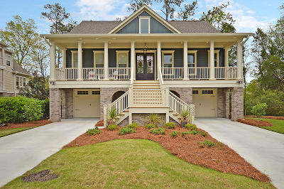 North Charleston Single Family Home For Sale: 8589 Refuge Point Circle