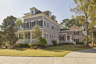 Charleston Single Family Home Contingent: 532 Island Park Drive
