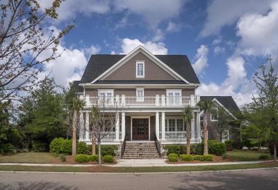 Charleston Single Family Home For Sale: 562 Park Crossing Street