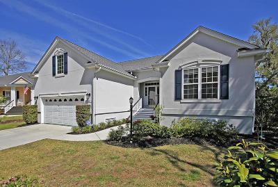 Mount Pleasant Single Family Home Contingent: 2513 Bent Tree Lane