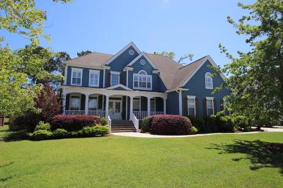 Mount Pleasant Single Family Home For Sale: 2772 Oak Manor Drive