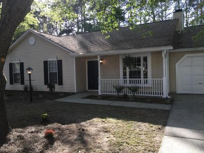 Charleston Single Family Home Contingent: 8435 Scotts Mill Drive