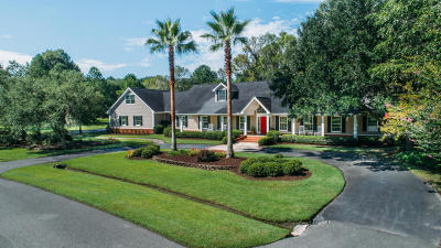Charleston Single Family Home Contingent: 3106 Winners Circle