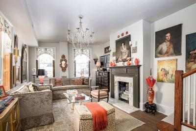 Charleston Single Family Home For Sale: 17 Water Street