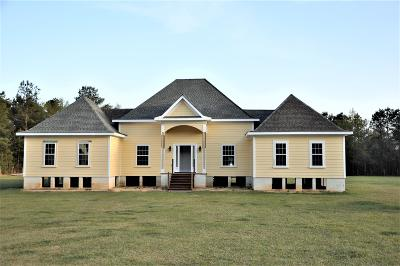 Holly Hill Single Family Home Contingent: 237 Braden Run Rd