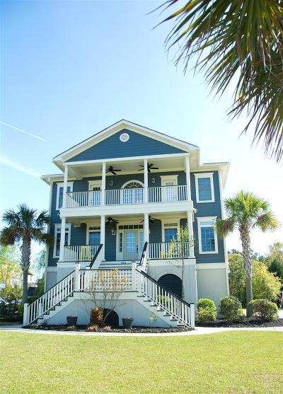 Charleston Single Family Home For Sale: 1413 Creek House Lane