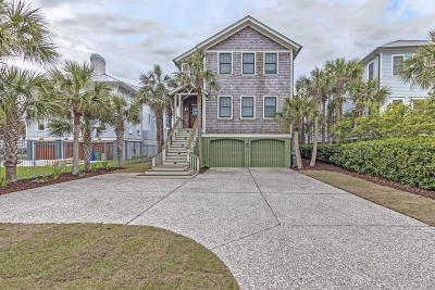 Isle Of Palms Single Family Home For Sale: 120 Charleston Boulevard