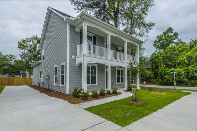 Johns Island Single Family Home For Sale: 1701 Cayla Street