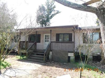 Single Family Home For Sale: 2184 Gabe Street