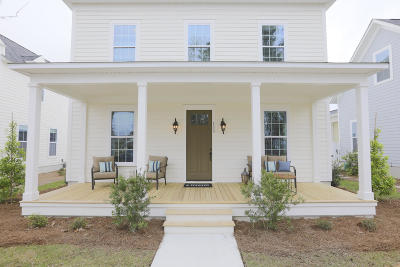Summerville Single Family Home For Sale: 113 Canopy Lane