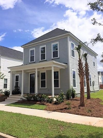 Single Family Home For Sale: 339 Gnarley Oak Lane