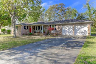 Single Family Home Contingent: 6009 Rembert Drive