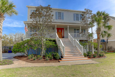 Charleston Single Family Home For Sale: 1329 Battle Ground Road