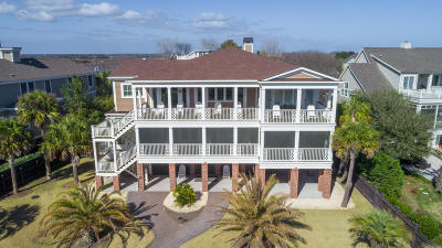 Isle Of Palms Single Family Home For Sale: 106 Charleston Boulevard