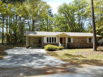 Walterboro Single Family Home Contingent: 15 Cummings Court