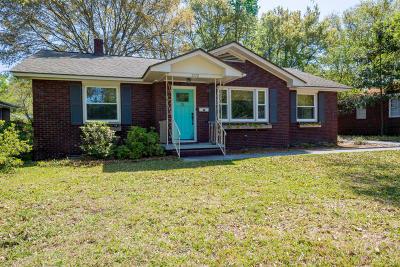 Single Family Home For Sale: 5110 Victoria Avenue