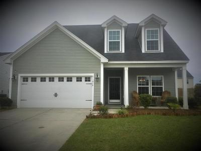 Ladson Single Family Home For Sale: 1014 Turtle Dove Lane