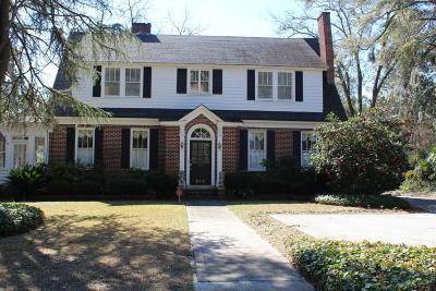 Walterboro Single Family Home For Sale: 518 Hampton Street