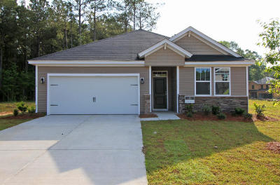 Single Family Home For Sale: 919 N Palmetto Street #(Lot # 7