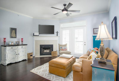 Berkeley County, Charleston County Attached For Sale: 130 River Landing Drive #2312
