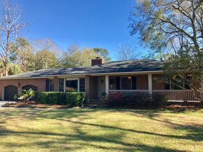 Cooper Estates Single Family Home For Sale: 1026 Chambers Lane