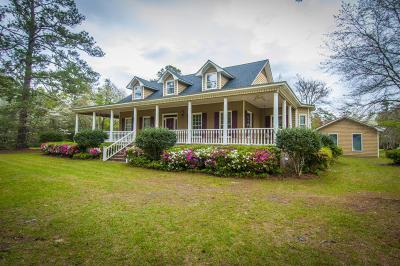 Walterboro Single Family Home For Sale: 1 Stobo