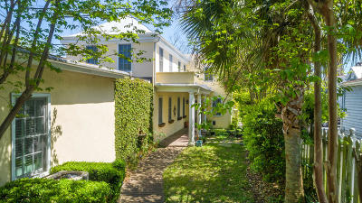 Charleston Single Family Home For Sale: 110 Logan Street