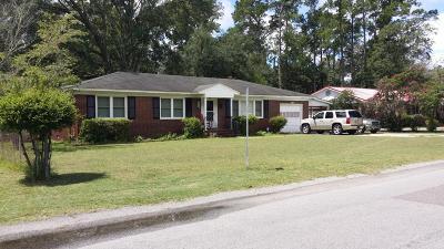 Walterboro Single Family Home Contingent: 516 Warren Street