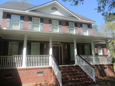 Moncks Corner Single Family Home For Sale: 203 Spotted Owl Lane