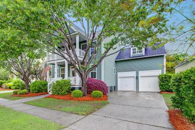 Charleston Single Family Home Contingent: 176 Brady Street