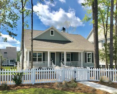 Mount Pleasant Single Family Home For Sale: 2667 Park West Boulevard