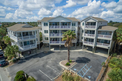 Folly Beach Attached For Sale: 114 W Ashley Avenue #B301
