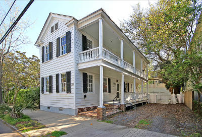 Charleston Single Family Home For Sale: 28 Smith Street