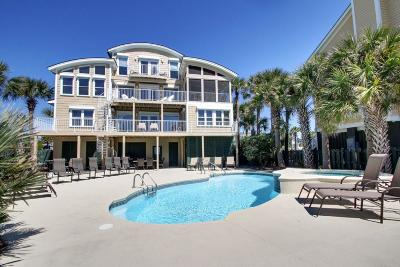Isle Of Palms Single Family Home For Sale: 808 Ocean Boulevard
